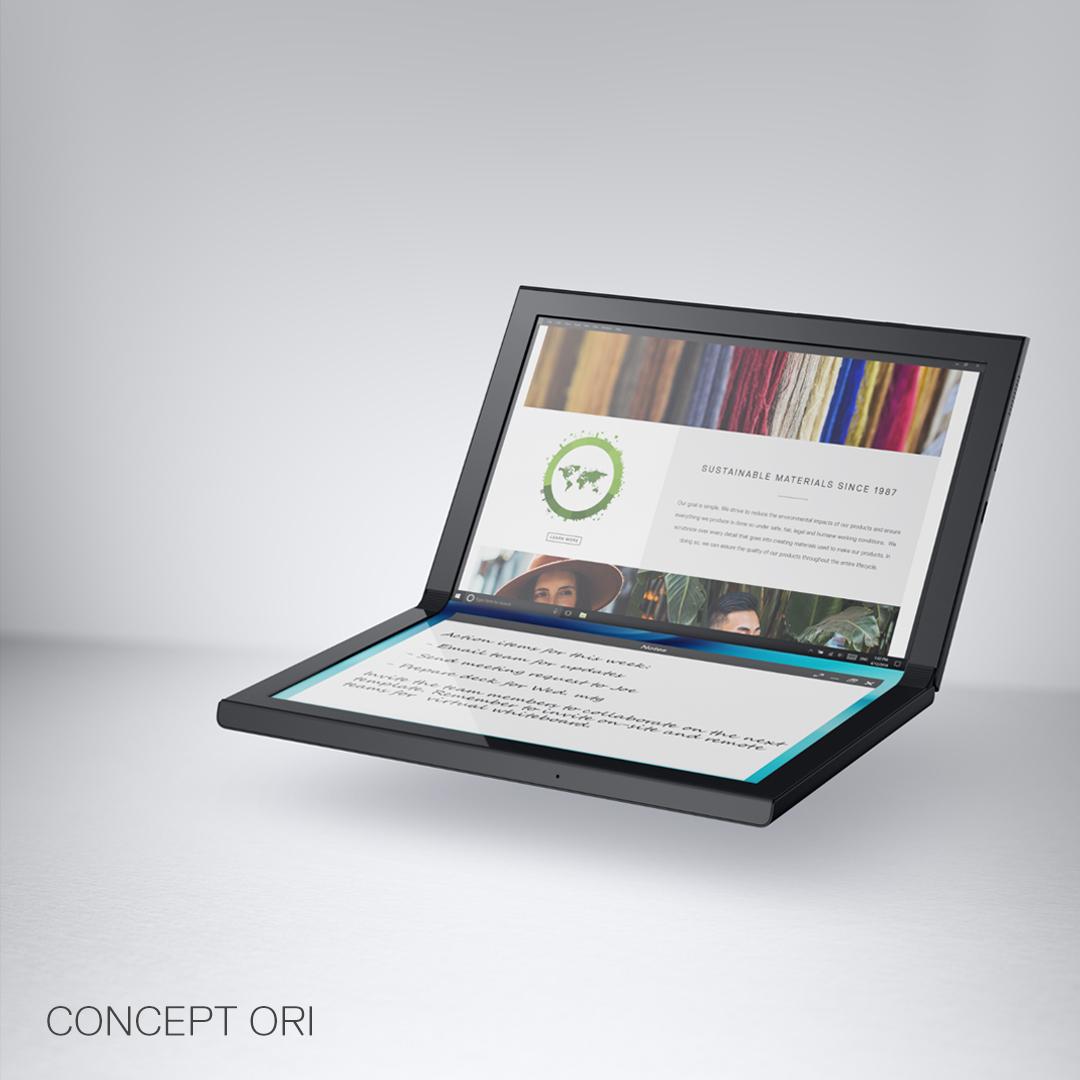 Concept Ori Dell CES2020