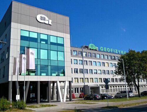 Case study: Geofizyka Toruń