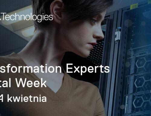 Zapraszamy na Transformation Experts Digital Week!