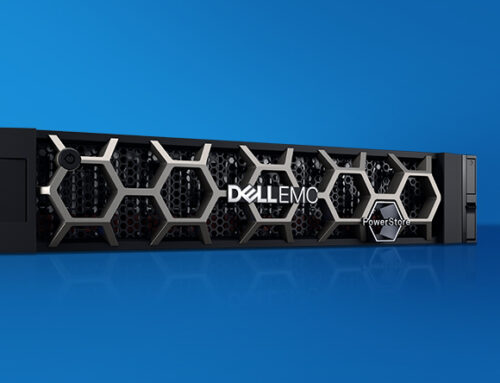 Dell EMC PowerStore: przełom w wydajności i elastyczności infrastruktury pamięci masowej