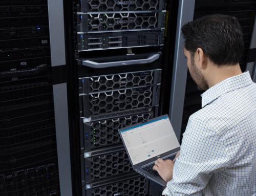 Dell Technologies oferuje usługi konfiguracyjne dla serwerów. Aby nic nie zostawiać przypadkowi