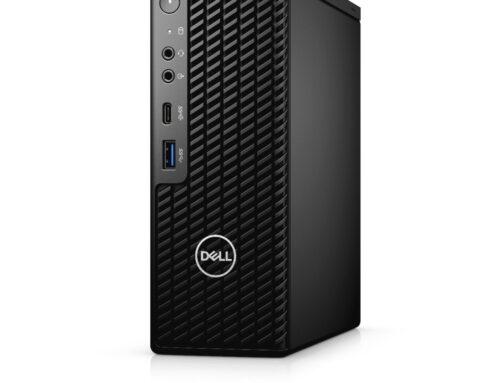 Dell Precision 3240  – bardzo kompaktowa stacjonarna stacja robocza