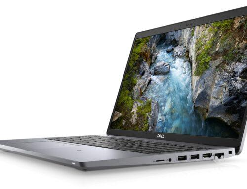 Dell Precision 3560 – na dobry początek roku