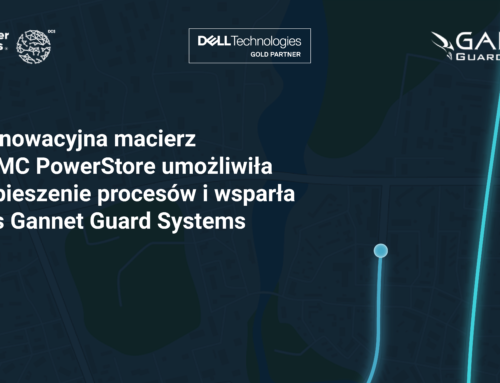 Jak innowacyjna macierz Dell EMC PowerStore umożliwiła przyspieszenie procesów i wsparła biznes Gannet Guard Systems